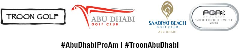 2019 Abu Dhabi Pro-Am Presented By Troon Golf | Tournament Hub Page