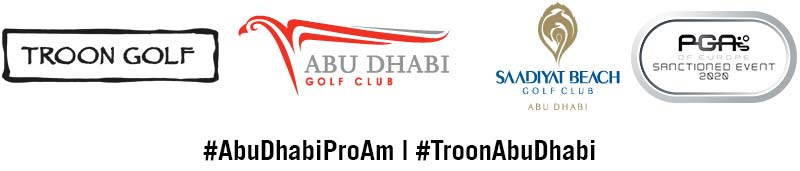 2020 Abu Dhabi Pro-Am Presented By Troon Golf | Tournament Hub Page