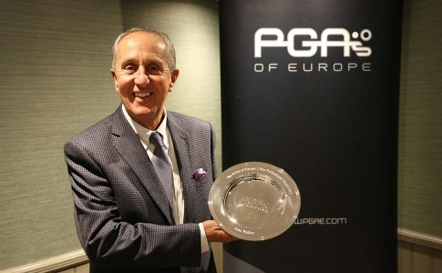 5-Star Walker Receives Prestigious PGAs of Europe Award