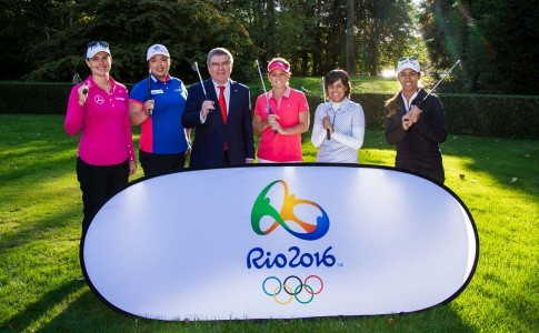 Golfers Ready to Light Up Rio