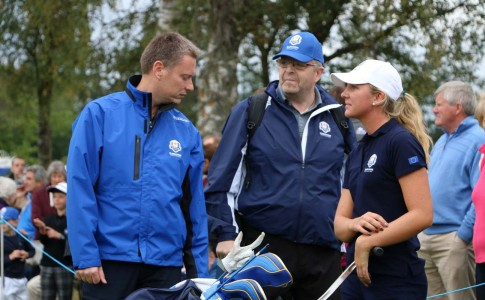 Coaches Circle: Preparing a Junior Golfer For International Golf