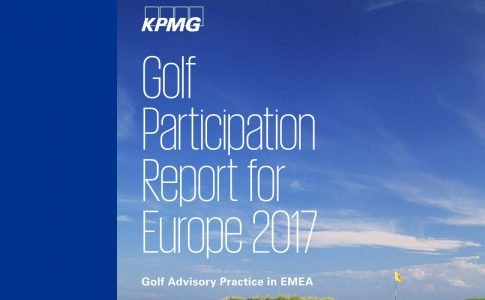 KPMG Release 2017 Golf Participation Report