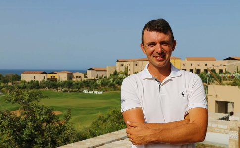 PGA Professional Spotlight: Adam Kritikos (PGA of Greece and GB&I)