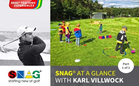 Karl Villwock (PGA of Germany) – SNAG Teaching Experiences (Part 1)