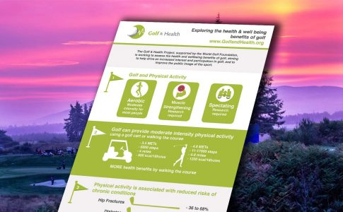 Golf & Health Project Launches to Highlight How Golf Can Benefit All