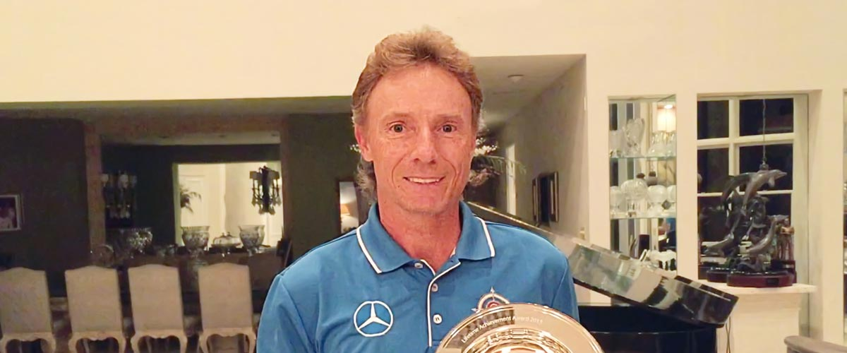 Lifetime Achievement Award - Bernhard Langer