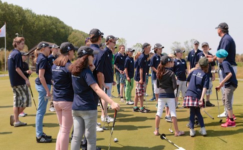 Robert Kalkman Foundation | Ryder Cup European Development Trust Project Focus