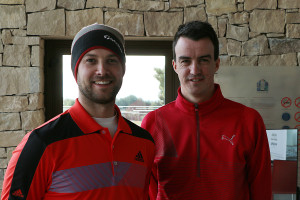 PGAs of Europe - 2015 Fourball Championship - Wallis Wootton_01_m
