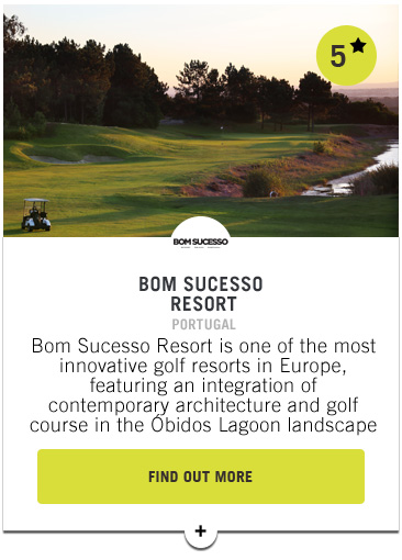Bom Sucesso Resort - Confederation of Professional Golf Travel Club