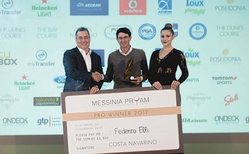 2017 Messinia Pro-Am