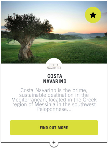 Costa Navarino - PGAs of Europe Travel Club