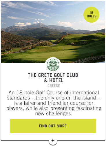 The Crete Golf Club and Hotel - Confederation of Professional Golf Travel Club