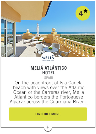 Melia Atlantico Hotel - Confederation of Professional Golf Travel Club
