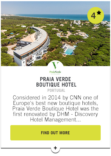 Praia Verde Boutique Hotel - Confederation of Professional Golf Travel Club