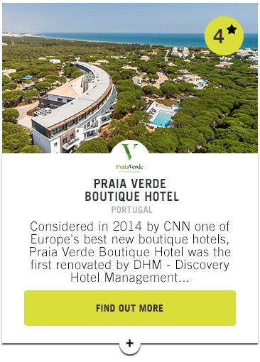 Praia Verde Boutique Hotel - Confederation of Professional Golf Travel Club