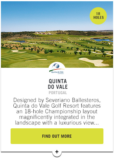 Quinta do Vale - Confederation of Professional Golf Travel Club