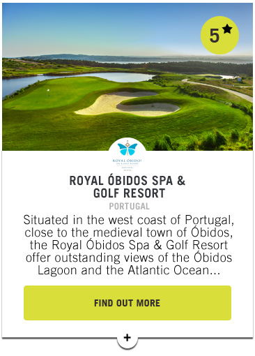 Royal Obidos Spa and Golf Resort - PGAs of Europe Travel Club